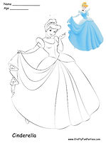 Color Cinderella