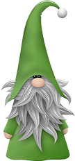 Green Gnome Clipart.png
