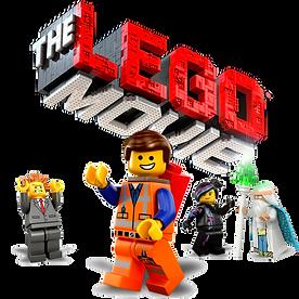 Lego Movie Logo png