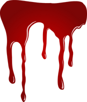 Dripping Blood Clipart
