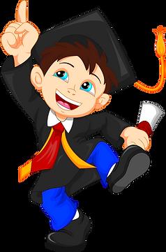 Graduate Boy Clipart png