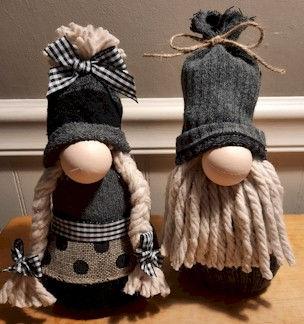 Basic Gnome Couple