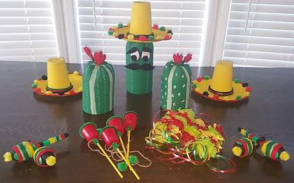 Cinco de Mayo Party Decorations