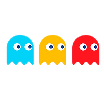 FREE Pac Man SVG and PNG Files