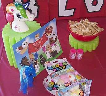 RoBlox Adopt Me Party Decorations