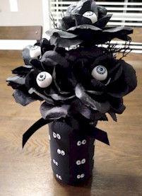 Eyeball Floral Arrangement