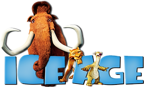 Ice Age Logo png