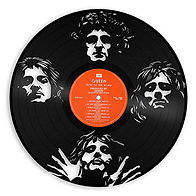 Queen Record Label