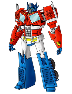 optimus prime Clipart png