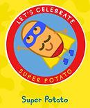 Super Potato 6 Pages