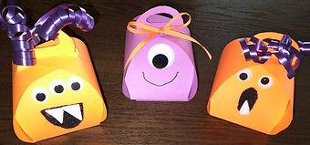 Monster Curvy Keepsake Boxes