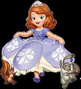 Princess Sophia Clipart png