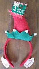 Dollar Tree Holiday Headband