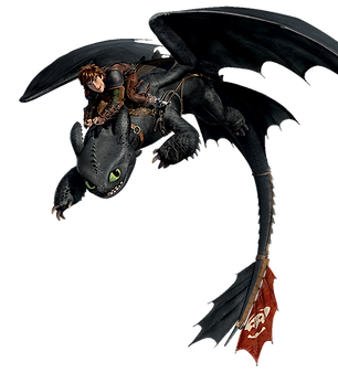 Train Your Dragon Clipart 1 png