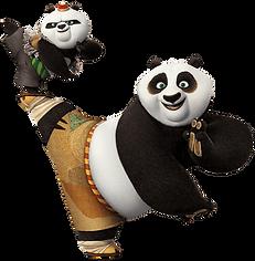 Kung Fu Panda Clipart 1 png