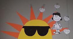 Beatles Sun Lucy Sky Diamonds
