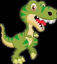 Cute T-Rex png