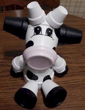 Claypot Cow