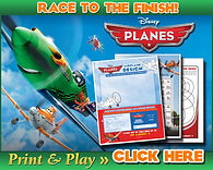 Planes Race to the Finish  3 Pages