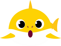 Baby Shark Clipart 3 png