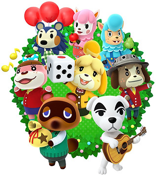 Animal Crossing Clipart png