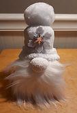 Winter White Gnome