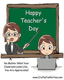 Different Classroom Teachers Day Meme