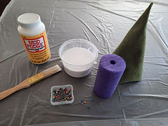 How To Stiffen Gnome Hats