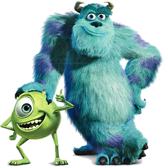 Monsters Inc Clipart png