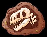 T - Rex Bones png