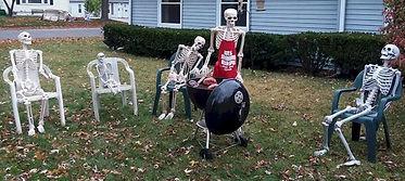 Skeleton BBQ