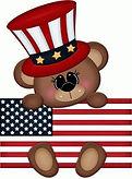 Uncle Sam with Flag Bear Clipart.jpg
