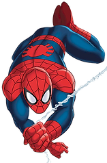 Spiderman Clipart 04 png