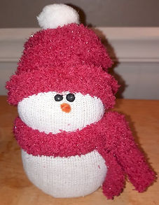 No Sew Snowman Basic