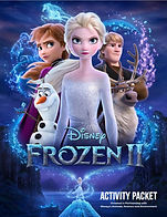 Frozen II Activity Packet 20 Pages