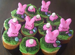 Bunny Patch Cupcakes