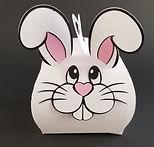 Curvy Keepsake Box Bunny