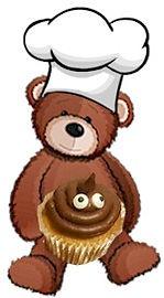 Poop Cupcake Bear