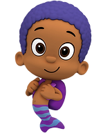 Bubble Guppies Goby Clipart png