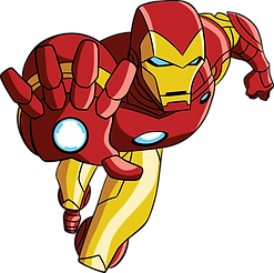 Ironman Clipart png