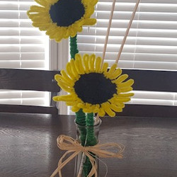 I Love Sunflowers for Fall