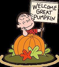 Great Pumpkin Clipart png