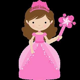 Pink Princess Clipart