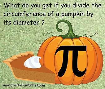 Pumpkin Pi Meme