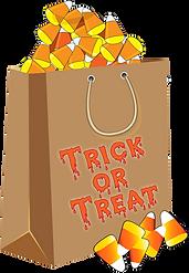 Halloween Goodie Bag Clipart
