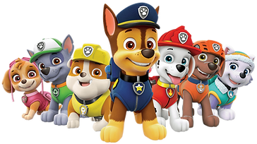 Paw Patrol Clipart png