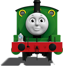 Thomas And Friends Percy Clipart png