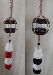 Lighthouse Inspired Windchimes