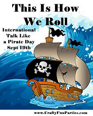 This Is How We Roll Pirate Meme