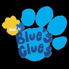 Blues Clues Logo png